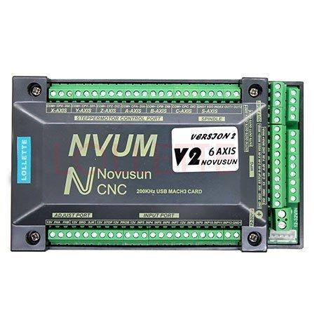 NVUM CNC Controller