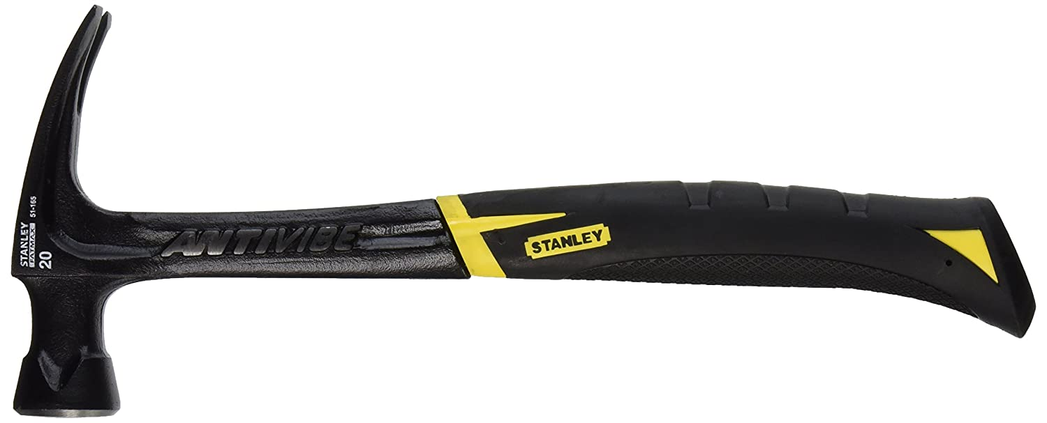 Stanley Fatmax Anti-Vibe Claw Hammer 394343