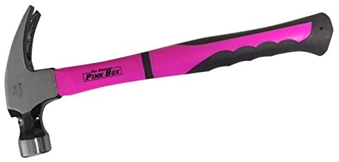 The Original Pink Box PB20HM Rip Claw Hammer