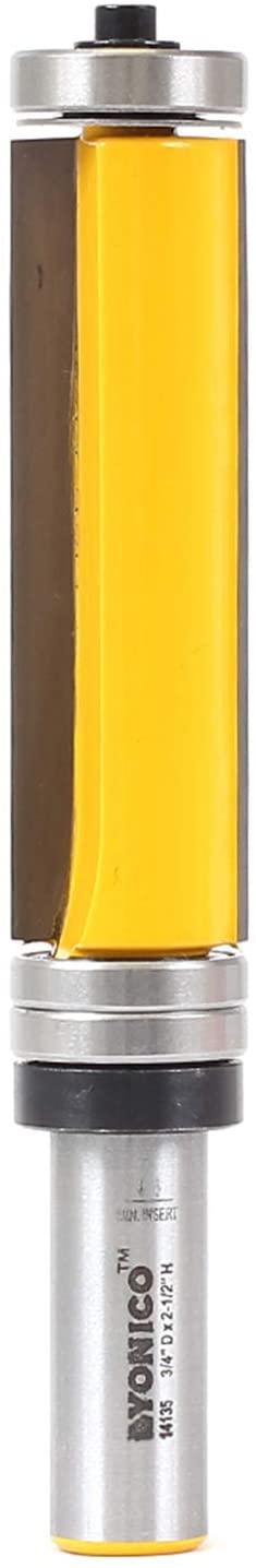 Yonico 14135 2-1/2-Inch Flush Trim