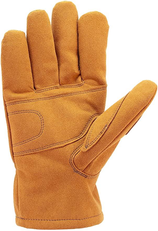 Carhartt Leather Fencer Work Gloves