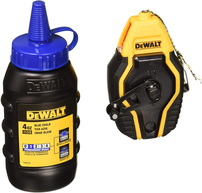 DEWALT DWHT47257L Compact Chalk Reel Kit