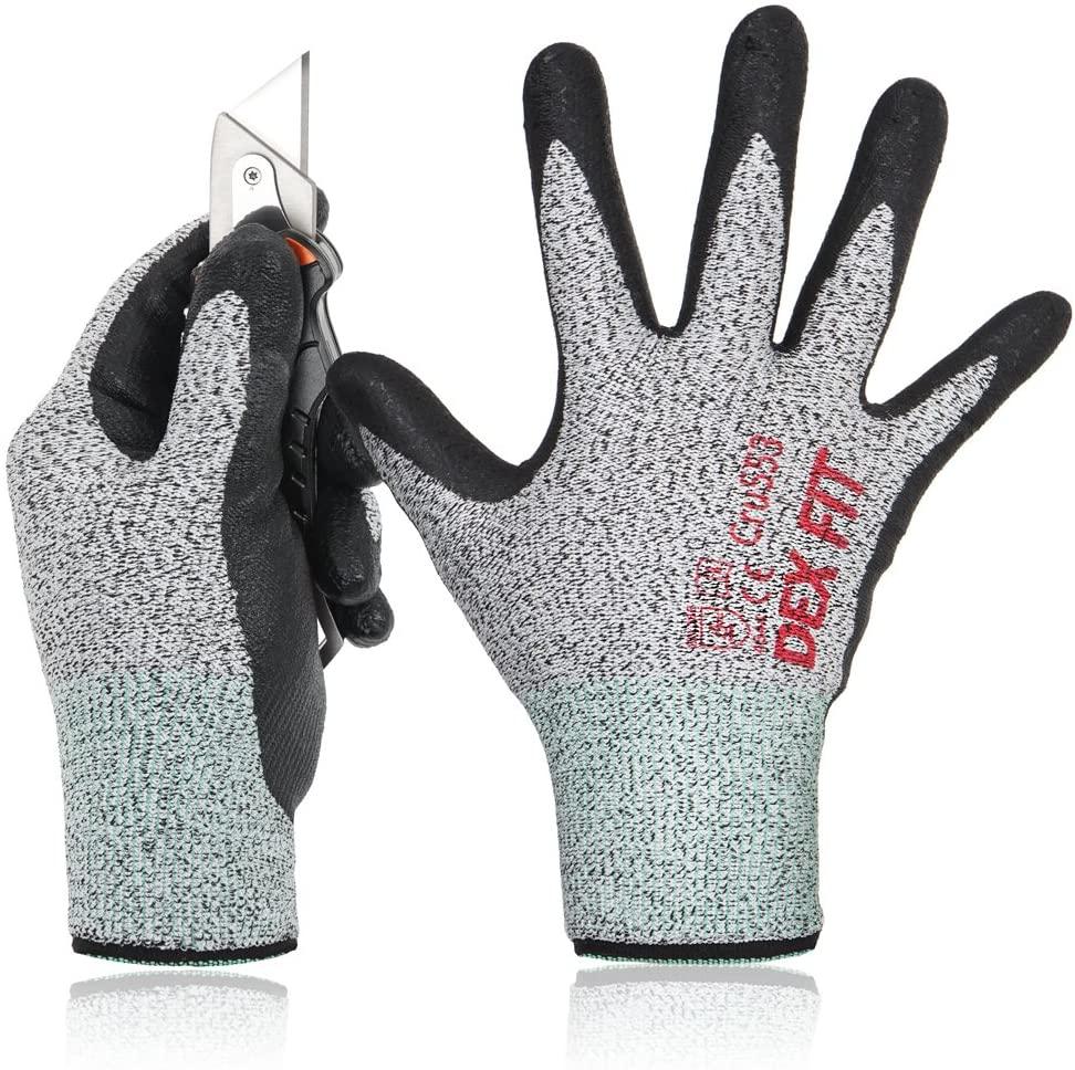 DEX FIT Level 5 Cut-resistant Gloves