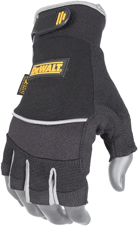 DeWalt DPG230L Technicians Fingerless Glove