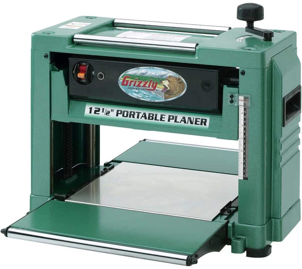 Grizzly G0505 12-1/2-Inch Portable Planer