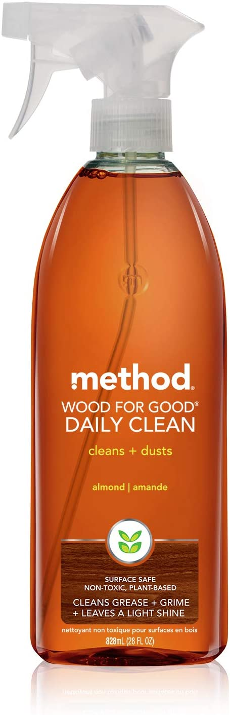 Method Daily Wood Spray Cleaner