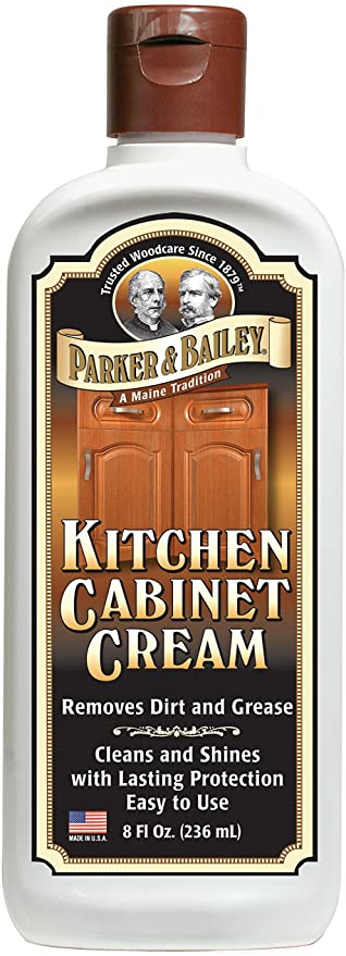 Parker & Bailey Kitchen Cabinet Cream Wood Cleaner
