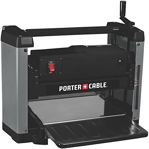 Porter-Cable PC305TP 12″ Benchtop Thickness Planer