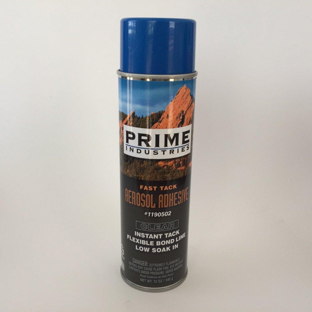 Prime Industries Fast Tack Spray Adhesive