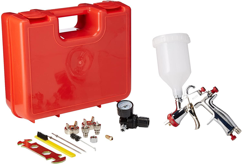 SPRAYIT SP- 33000K LVLP Gravity Feed Spray Gun Kit