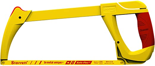 Starrett K145 12-Inch High Tension Hacksaw