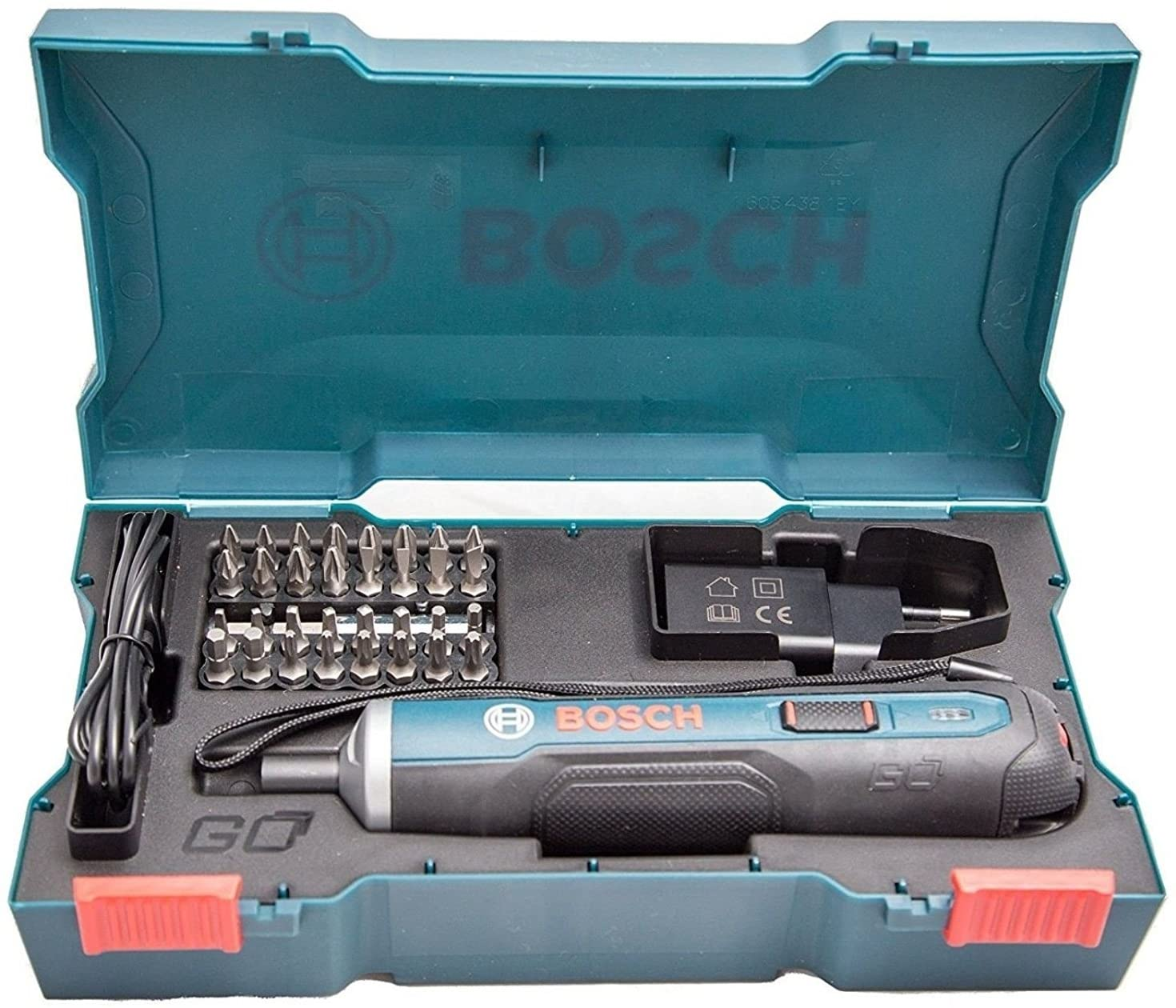 Bosch Go 3.6V Smart Cordless Screwdriver Set