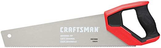 CRAFTSMAN Hand Saw, 15-Inch