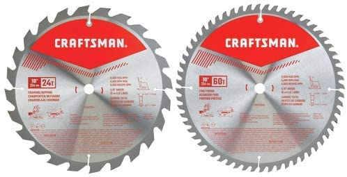 CRAFTSMAN Miter Saw Blade