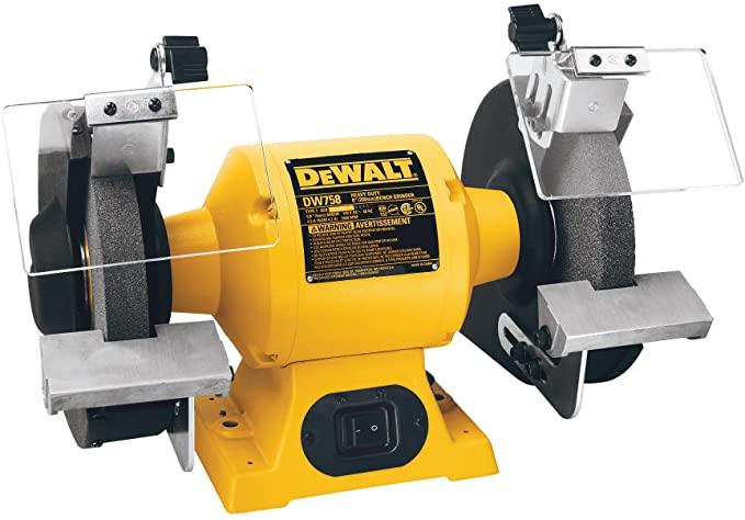 DEWALT Bench Grinder 8-Inch (DW758)