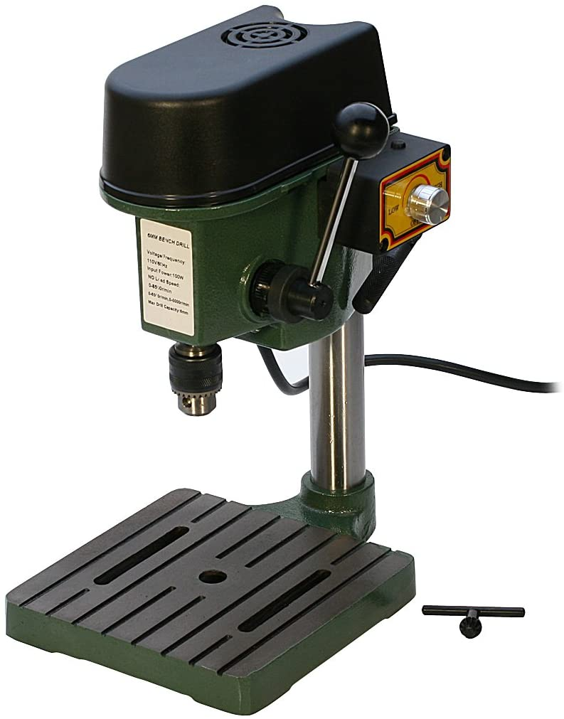 DRL Small Bench Top Drill Press