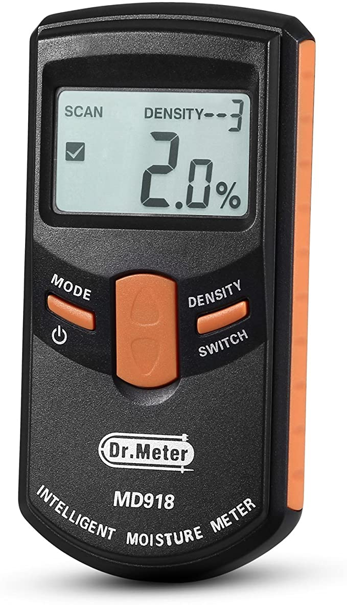 Dr Meter Wood Moisture-Meter