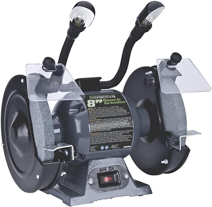 Genesis GBG800L 8 Bench Grinder