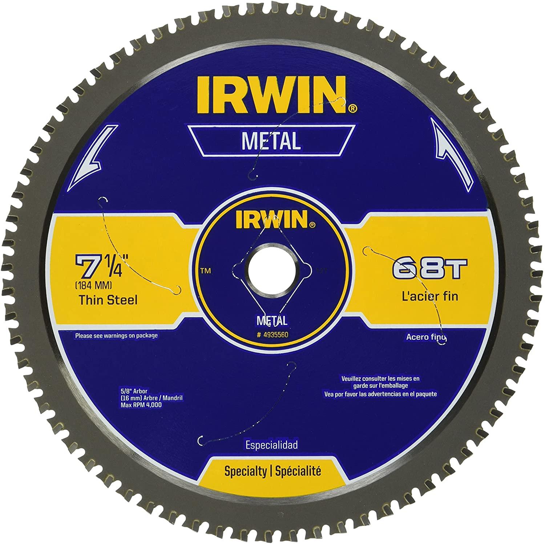 Irwin Circular Saw Blade
