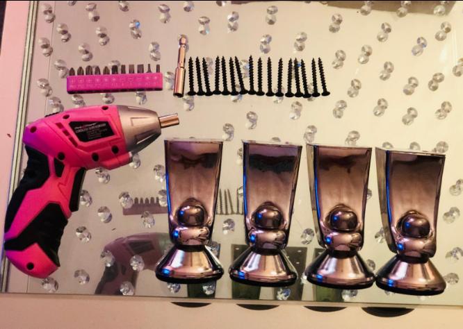 Pink Power PP481-LK
