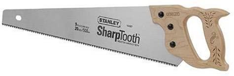 Stanley 20-065 26-Inch 12 Points Per Inch ShortCut Saw