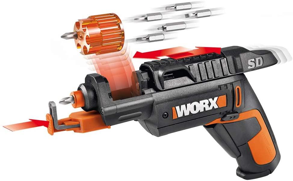 WORX WX255L SD Semi-Automatic
