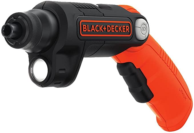 BLACK+DECKER MAX Cordless Screwdriver