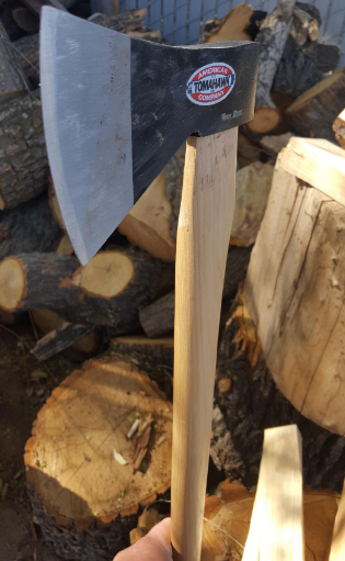 Cold Steel All-Purpose Axe with Hickory Handle