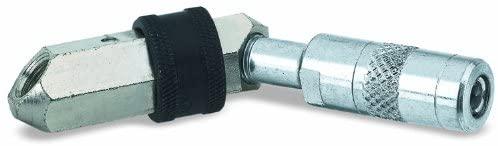Lumax LX-1406 Silver Grease Coupler