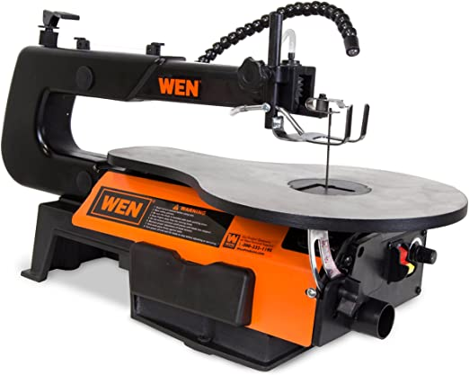 WEN 3921 Variable Speed Scroll Saw