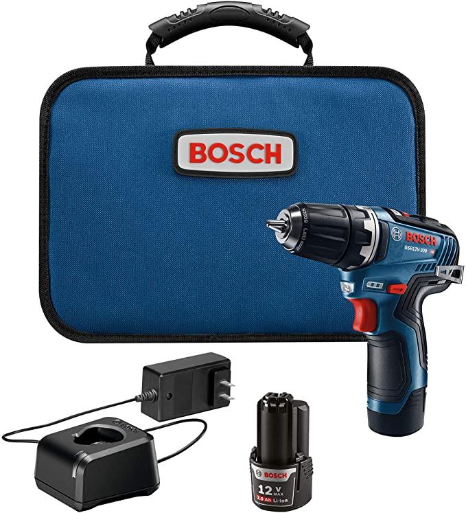 Bosch 12V ⅜ inch Drill