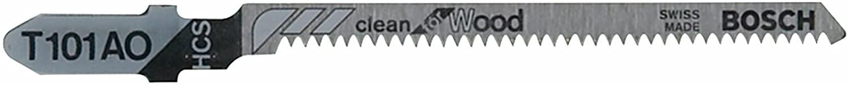 Bosch T101AO3 T-Shank JigSaw Blades