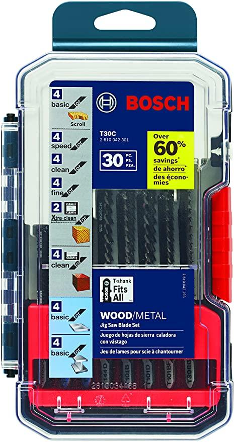 Bosch T30C T-Shank JigSaw Blade