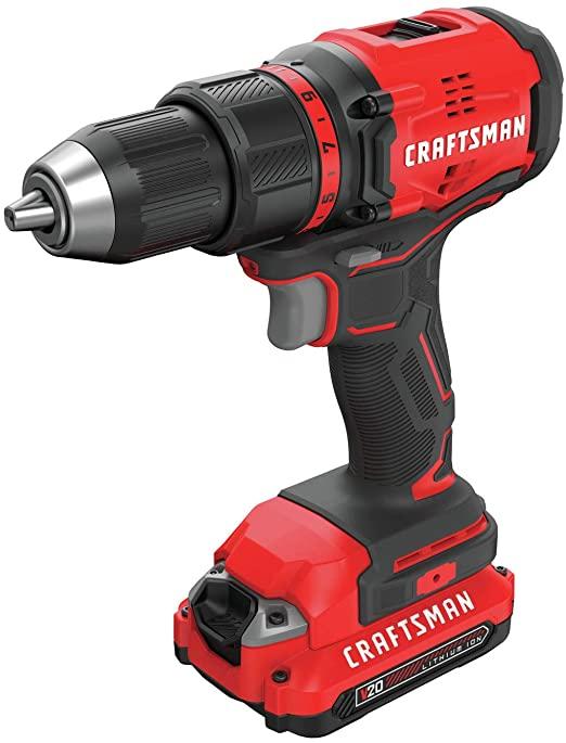 Craftsman 20V Driver Drill