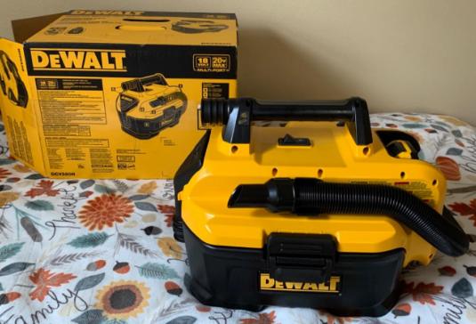 Dewalt DCV580H Cordless Wet-Dry Vacuum