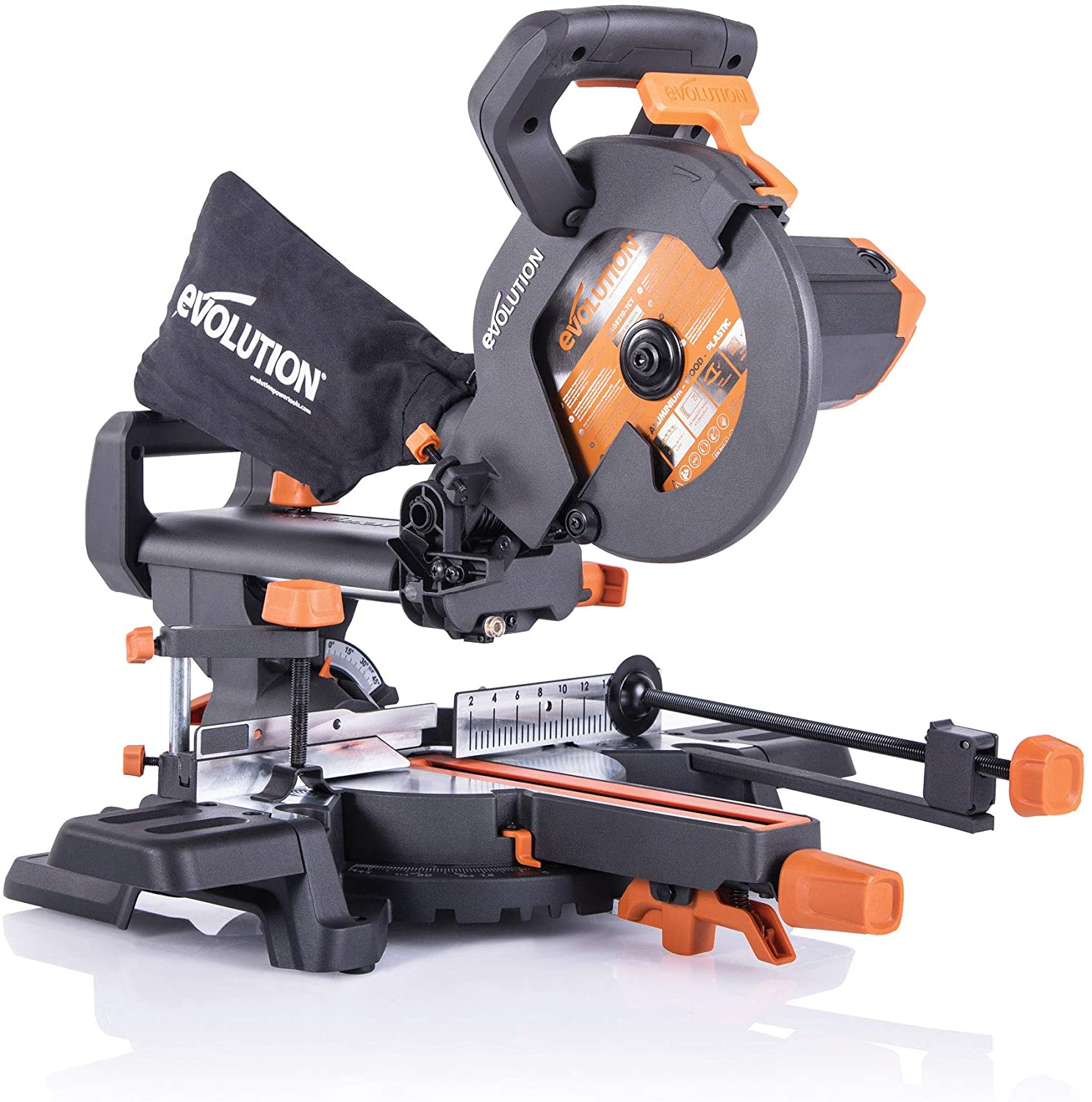 Evolution power tools R210 SMS
