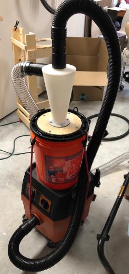 Fein Turbo I 5.8 Gallon Dust Extractor
