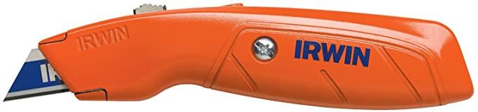 IRWIN Hi-Vis Retractable Utility Knife 2082300