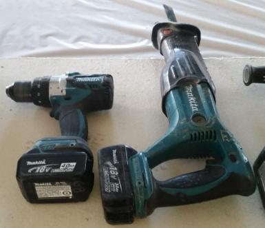 Makita XFD07 18V LXT drill