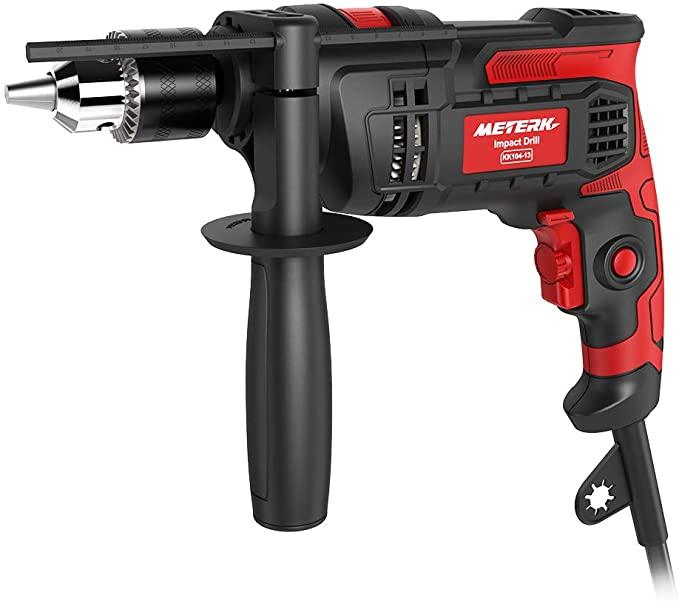 Meterk Hammer Drill