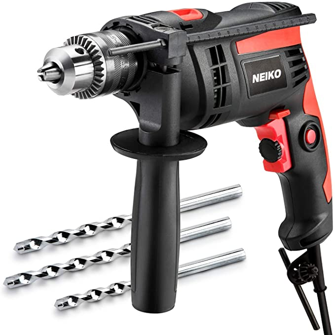 Neiko 10503A Corded Hammer Drill