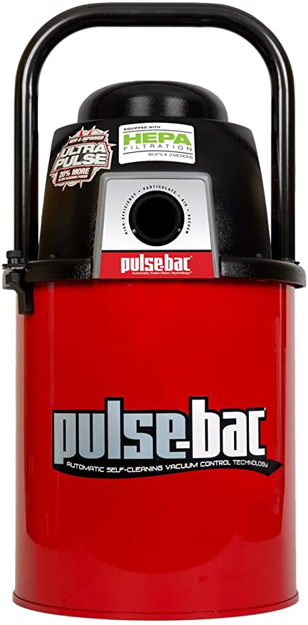 Pulse-Bac 550H Dust Extractor