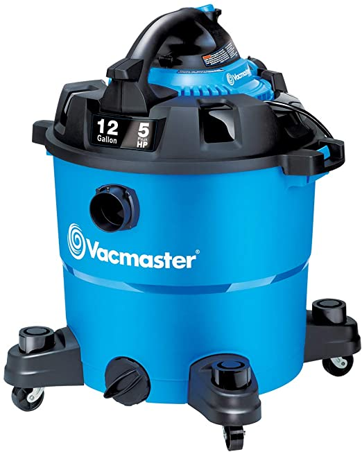 Vacmaster VBV1210 Wet Dry Shop Vacuum with Detachable Blower