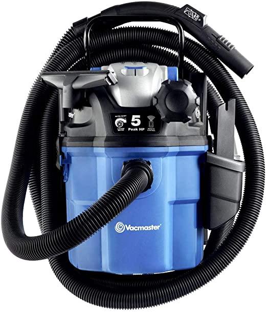 Vacmaster VWM510 Wet Dry Shop Vacuum