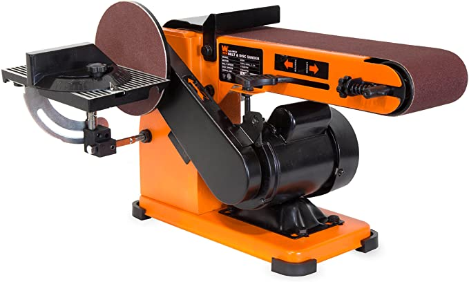 WEN 6500 4 x 36-Inch Belt and 6-Inch Disc Sander