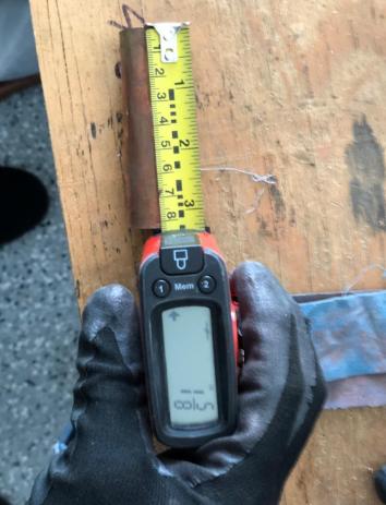 eTape 16' Digital Tape Measure