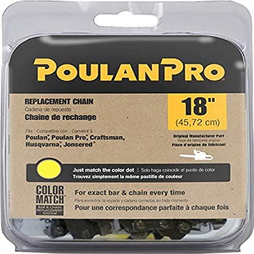051338 Poulan Pro Chainsaw Chain