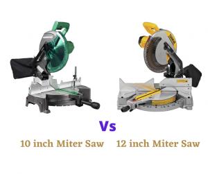 10'' vs 12'' Miter Saw