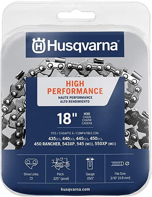 Husqvarna Chainsaw Chain H30-72