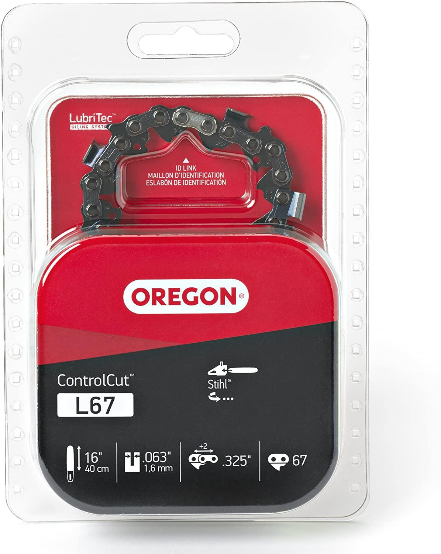 Oregon L67 ControlCut Chainsaw Chain
